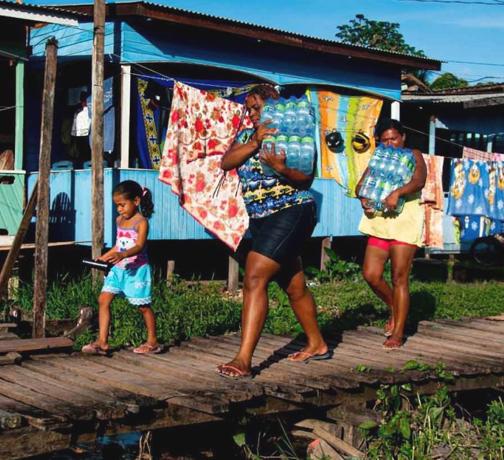 Banner Amapá Solidário
