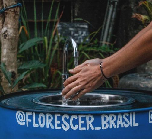 Banner Florescer Brasil